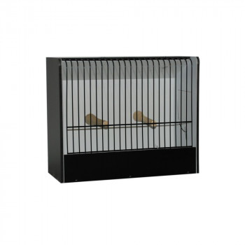 PVC exhibition cage black...