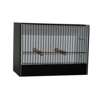 Cage d'exposition caille et...