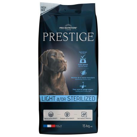 Prestige Light-sterilized 15kg