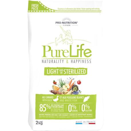 PureLife Light and/or sterilised 2kg