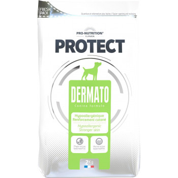 Beschermen van dermatoloog...