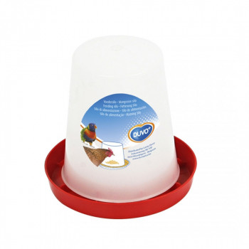 Kunststof silo feeder 0,650 kg