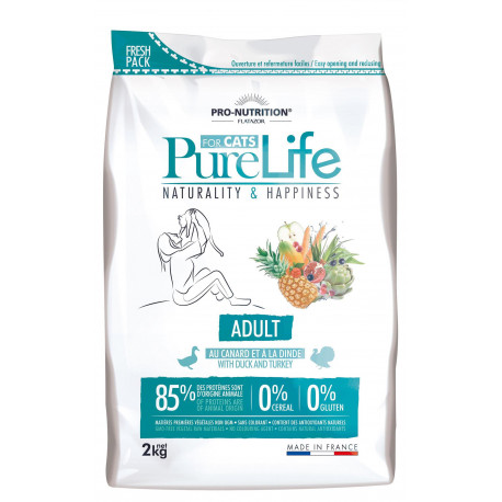 PureLife chat adulte 2kg
