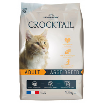 Crocktail large breed 10kg