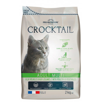 Crocktail adulte multi 2kg