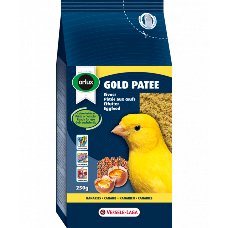 Gold eggfood for Canaries 1 kg