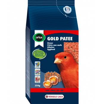 Gold Pâtée Canaris Rouge 1kg