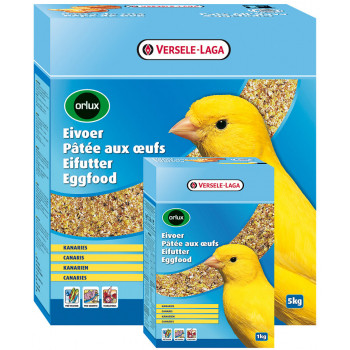 Eggfood dry for Canaries 5 kg