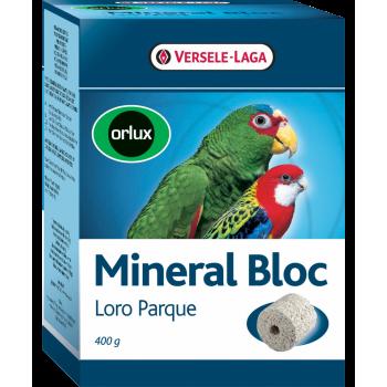 Mineral block Loro Parque...