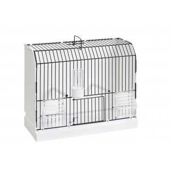 Preparation cage White with...