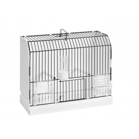 Cage training removable black storefront