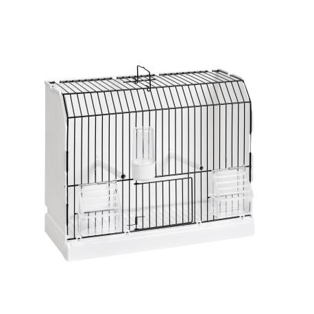 Cage de préparation démontable devanture noire
