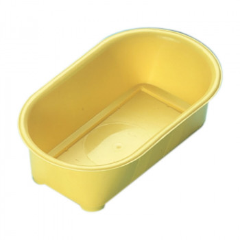 "Yellow bath ""GIBSON"""