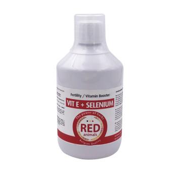 Vitamine E + selenium 500 ml