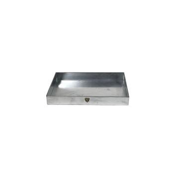 Tiroir en métal 29 x 18,7 cm