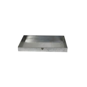Tiroir en métal 37,5 x 21,6 cm