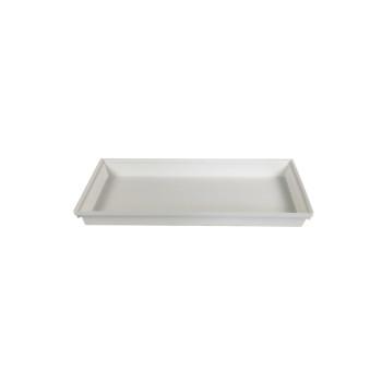 Plastic drawer 48.2 x 25.2 cm