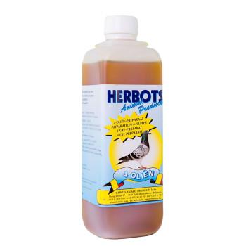 4 huiles 500ml - Herbots
