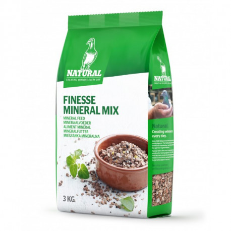 Finesse Mineral mix 3 Kg