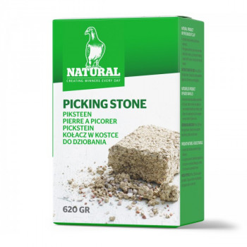 Stone to Peck 6x620gr
