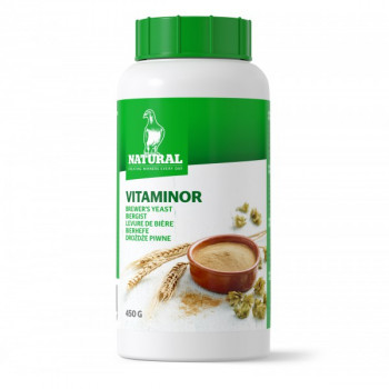Vitaminor (yeast beer) 450gr