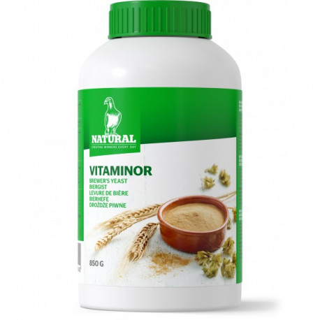 Vitaminor (yeast beer) 850gr