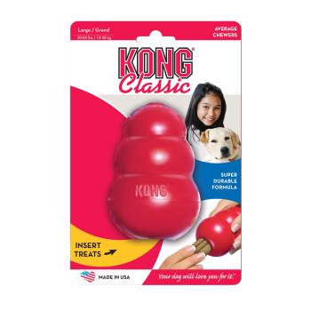 Kong klassiek rood