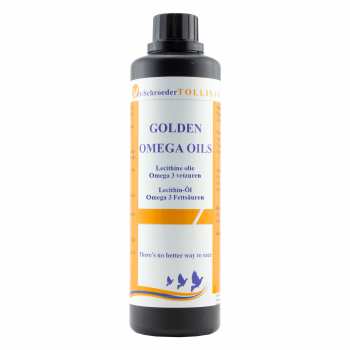 Golden Omega Oils 500ml