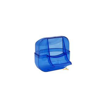 """Blue outdoor feeder """"Luxury"""""""
