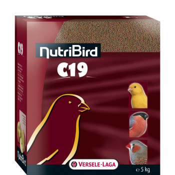 Nutribird C19 4kg