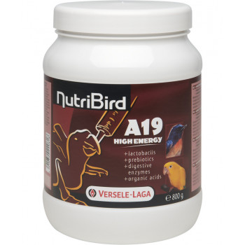 Nutribird A19 High Energy...