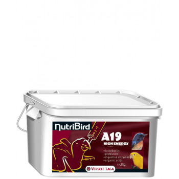 Nutribird A19 High Energy 3kg