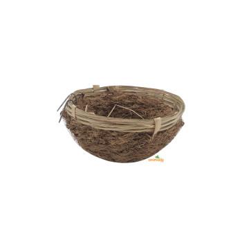 Nest in rattan + coco 13cm