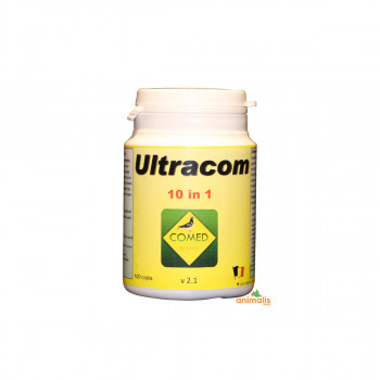Ultracom 10 in 1 (100caps)