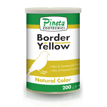 "Yellow dye ""Border Yellow""..."