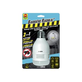 Bulb LED + ultrasound