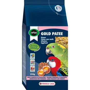 Gold Eggfood Parakeets -...