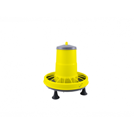 "Feeder Yellow and grey ""Compacta"" - 12 L"
