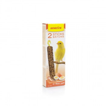 Seed sticks - canary eggs...