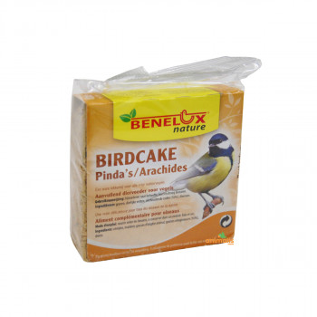 Peanut Birdcake for Sky Birds
