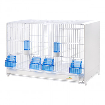 Foldable breeding cage...
