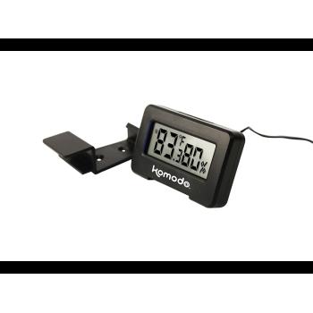 Analoge thermometer en...