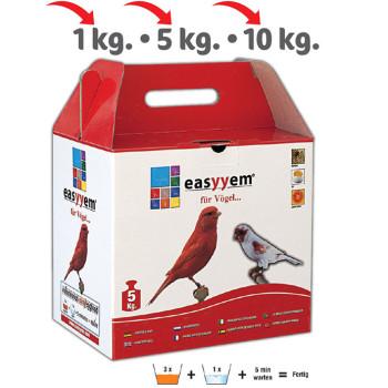 Egfood Red easyyem 5Kg