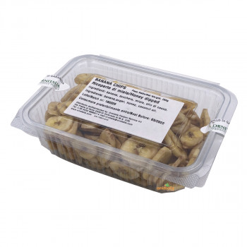 Banana chips with honey 250g