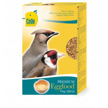 Eggfood for Natives Birds...