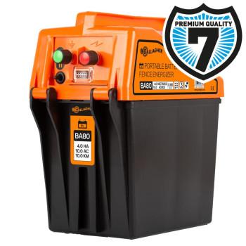 12v or 9V BA80 battery...