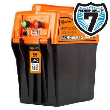 Électrificateur batterie 9V...