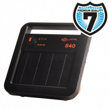 S40 avec batterie - 6V/0.4J
