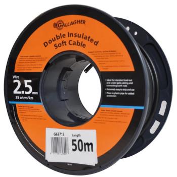 Câble de terre 2.5mm souple...