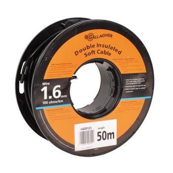 Câble de terre 1.6mm souple...